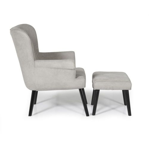 Ocassional Oban Grey Occasional Chair